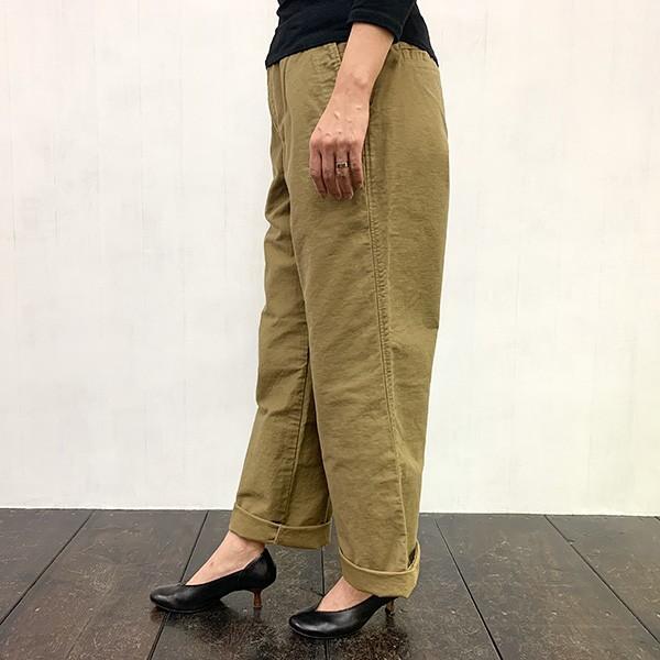 ブレナ BRENA COQ-PANTS コックパンツ (UNI-SEX) (全3色) apakabar-style 02