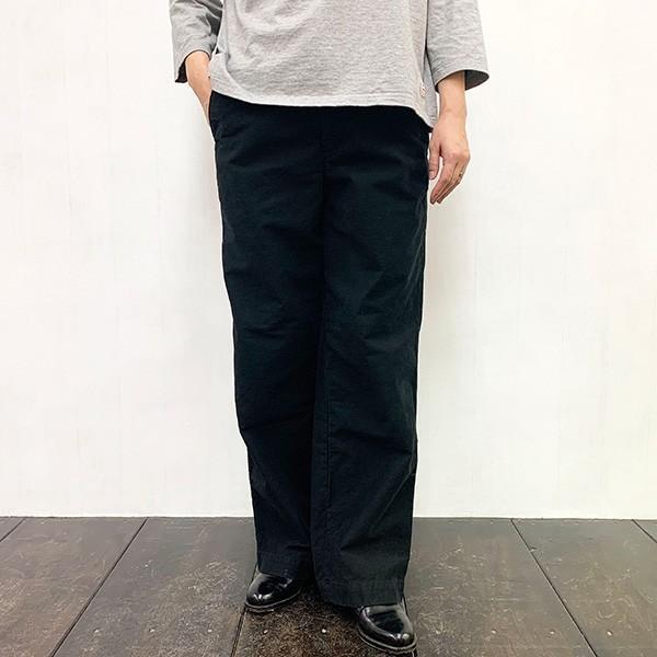 ブレナ BRENA COQ-PANTS コックパンツ (UNI-SEX) (全3色) apakabar-style 12