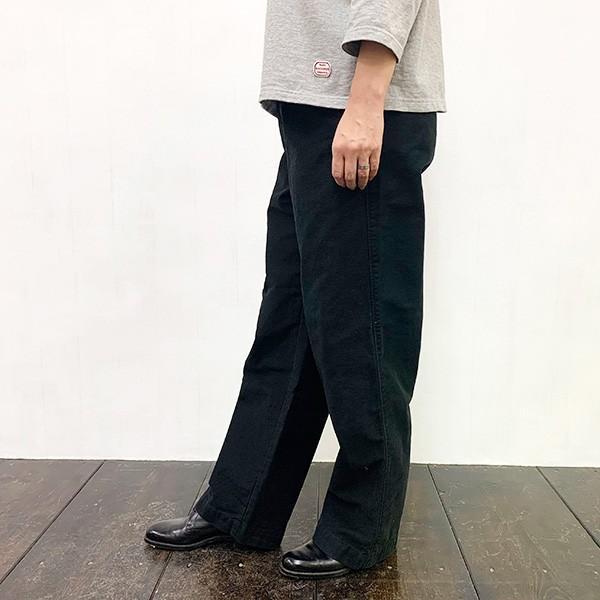 ブレナ BRENA COQ-PANTS コックパンツ (UNI-SEX) (全3色) apakabar-style 13