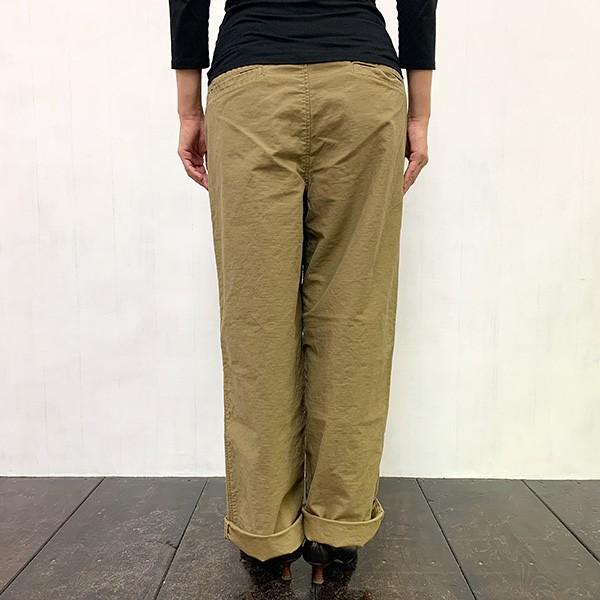 ブレナ BRENA COQ-PANTS コックパンツ (UNI-SEX) (全3色) apakabar-style 03