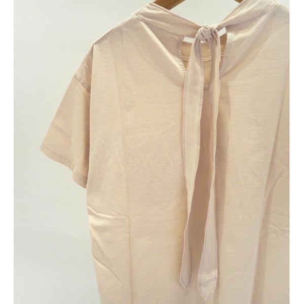 SALE 20%OFF トゥデイフル TODAYFUL レディース Neck Tie T-shirts ネック タイ Tシャツ 12010626  (全2色) 2020春夏 新作:ネコポス対応 apakabar-style 07