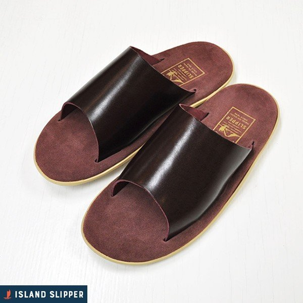 67e933733 アイランドスリッパー ISLAND SLIPPER (Men s) PTS705 3SLOT SLIDE W SUEDE IR ...