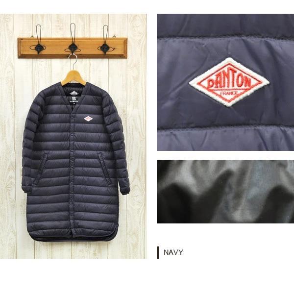 ダントン DANTON (Ladies) インナー ダウンコート (JD-8935) (全4色)|apakabar-style|12