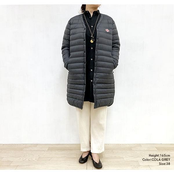 ダントン DANTON (Ladies) インナー ダウンコート (JD-8935) (全4色)|apakabar-style|16