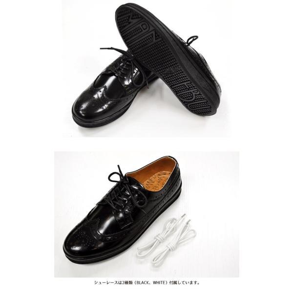 マネブ MANEBU メンズ & レディース UKI FACE SKIN レザーシューズ MNB-003B (BLACK) 2020春夏 新入荷 apakabar-style 03