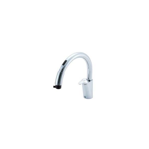 INAX ナビッシュ キッチン用タッチレス水栓 SF-NB451SXU