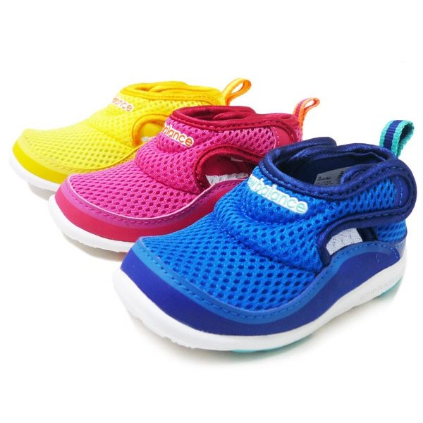 040d6138669c2 newbalance FD507 BLI ブルー PKI ピンク YLI イエロー ニューバランス ベビーサンダル ベビーシューズ ベビー靴 ...