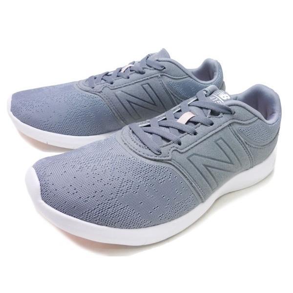 newbalanceWL415GWニューバランスグレーレディーススニーカー婦人靴