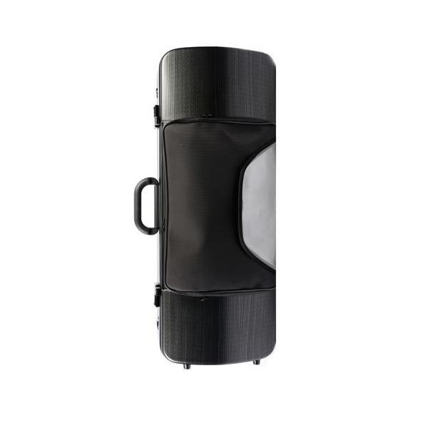 BAM Hightech Oblong 2202XLLB ブラックラズール (ポケット有) ビオラ用ケース 【バム Violaケース】
