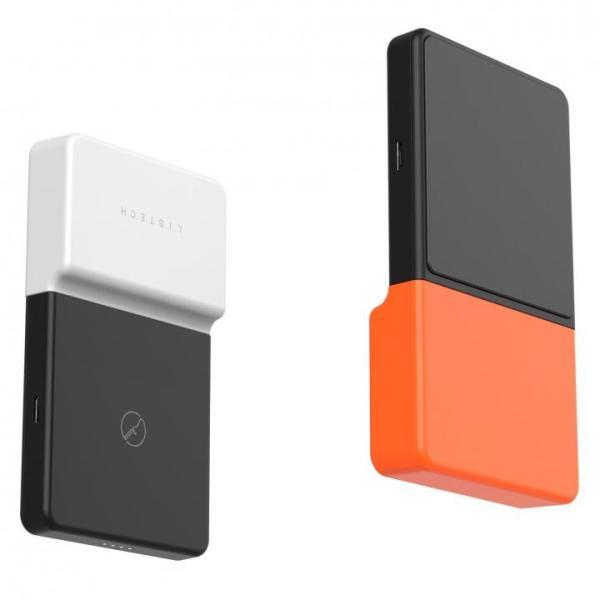 BricksPower  スマホに吸い付くQi対応モバイルバッテリー 3000mAh グレー(5月31日入荷予定) appbankstore 06