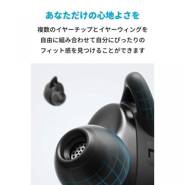 Anker Soundcore Liberty Neo 完全ワイヤレスイヤホン ブラック appbankstore 06