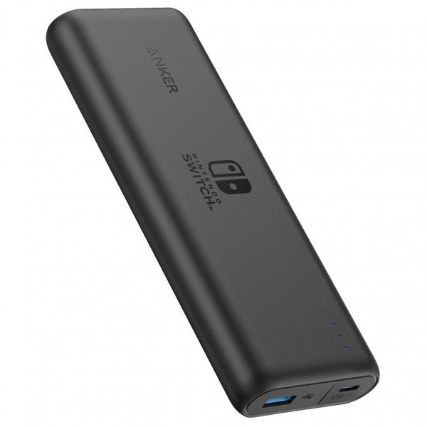 Anker PowerCore 20100 Nintendo Switch Edition A1275511 [20100mAh]ブラック|appbankstore