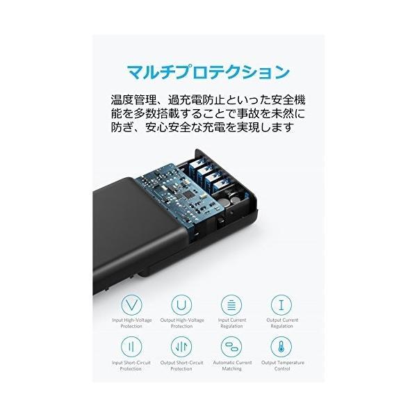 Anker PowerPort I PD - 1ポート PD & 4ポート PowerIQ ブラック|appbankstore|05