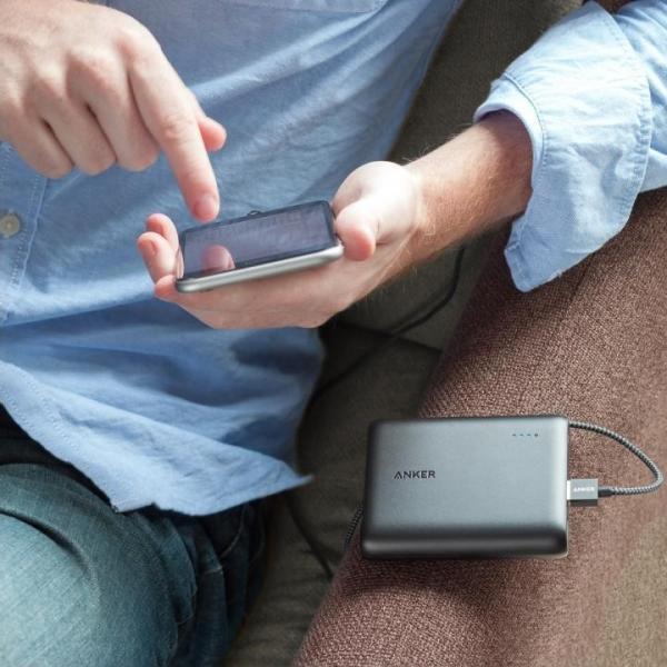 [13000mAh]Anker PowerCore 13000 モバイルバッテリー ブラック appbankstore 06