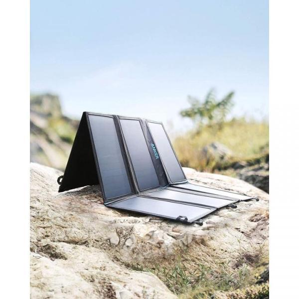 Anker PowerPort Solar 60 USBソーラーチャージャー ブラック(3月28日入荷予定)|appbankstore|02