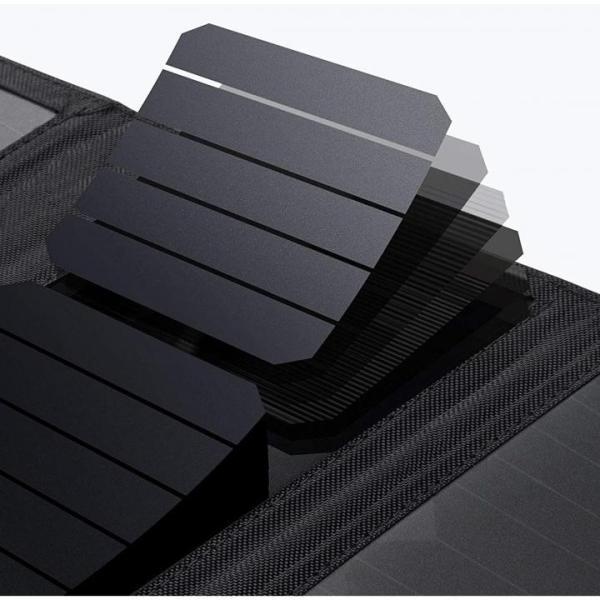Anker PowerPort Solar 60 USBソーラーチャージャー ブラック(11月30日入荷予定)|appbankstore|03