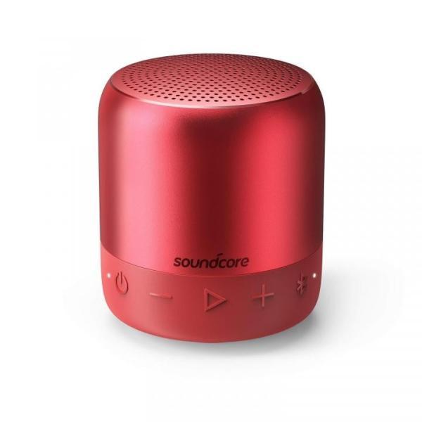 Anker Soundcore Mini 2 防水ワイヤレススピーカー レッド appbankstore