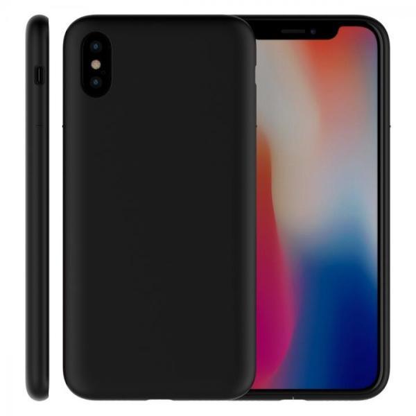iPhoneX ケース MYNUS マットブラック|appbankstore|02