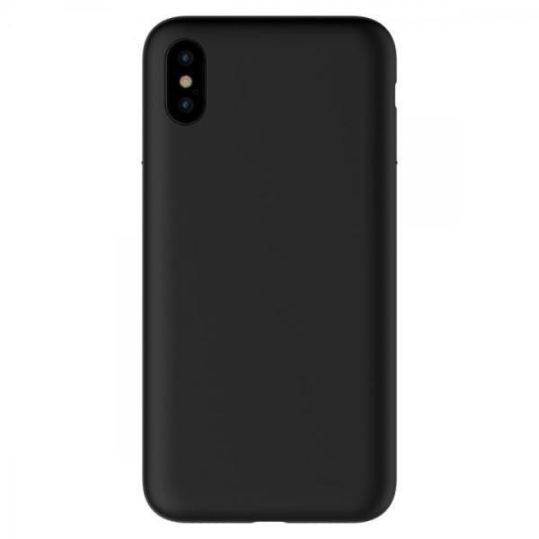 iPhoneX ケース MYNUS マットブラック|appbankstore|03