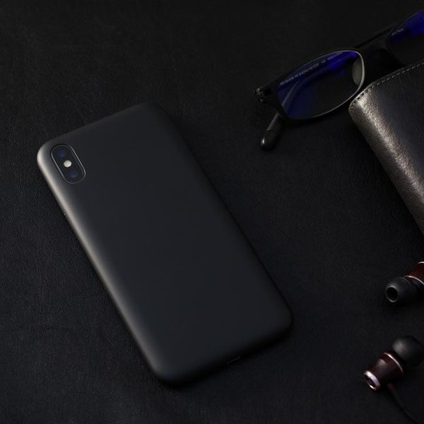 iPhoneX ケース MYNUS マットブラック|appbankstore|05