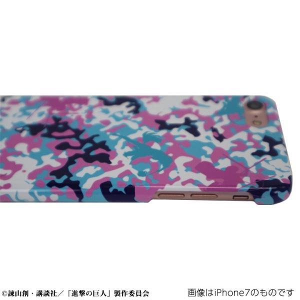 進撃の巨人 ハードケース camo リヴァイver for iPhone 6s / 6|appbankstore|02