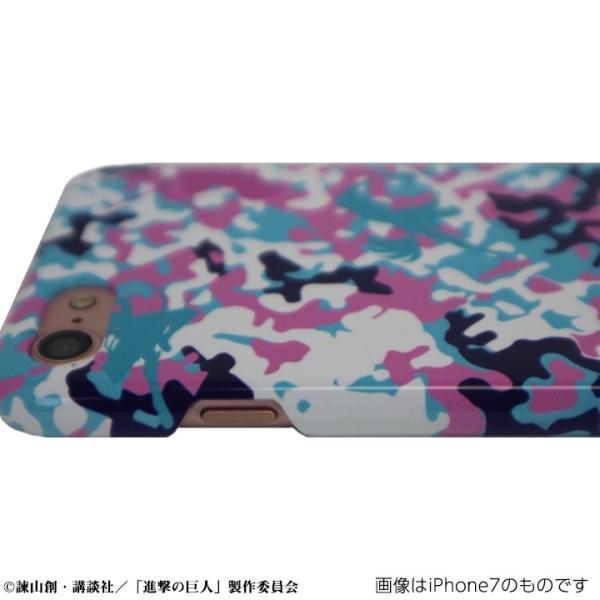 進撃の巨人 ハードケース camo リヴァイver for iPhone 6s / 6|appbankstore|03