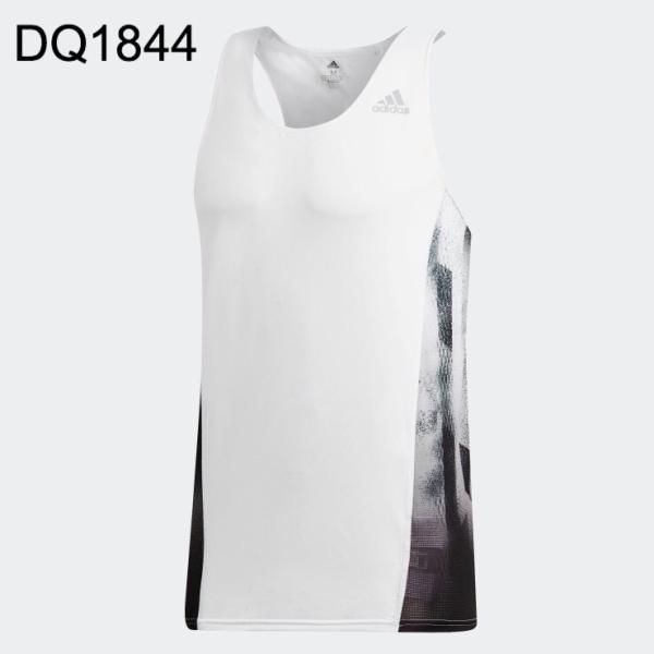 990687e582c2d ADIDAS アディダス メンズランニングウェア ランニングシャツ FASTシングレット 2019Q1 wad 196sa(frp66)| ...