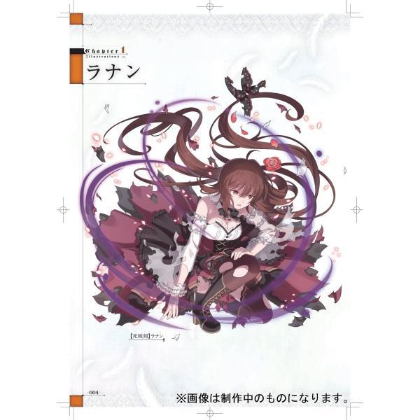 ゴシックは魔法乙女 公式メモリアルファンブック 「5乙女編」「5悪魔/学園乙女編」同時セット購入 appli-style 02