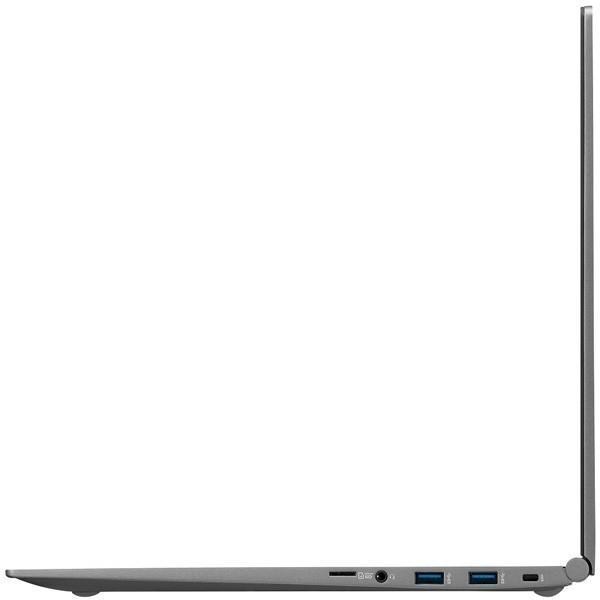 LG gram 17Z990-VA76J メモリ倍増特価 ノートパソコン 17インチ ダークシルバー Core i7 SSD 512GB メモリ 16GB Office追加可 カスタマイズ可能 予約商品|applied-net|02