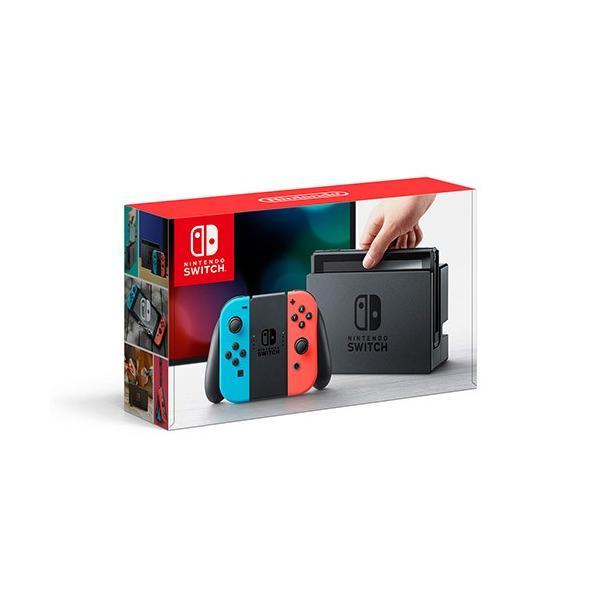 Nintendo Switch本体 ゲーム機 任天堂 Nintendo Switch ネオンブルー ネオンレッド|applied-net