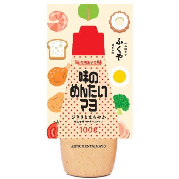 ふくや 味のめんたいマヨ 100g ×36