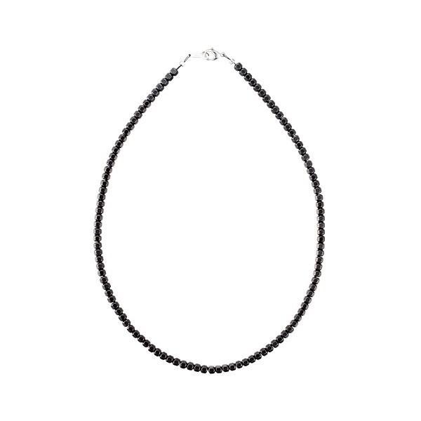 コラントッテ ABAPK01M ブラック ネックレス ルーチェ (Mサイズ/43cm) 日本正規品|aprice