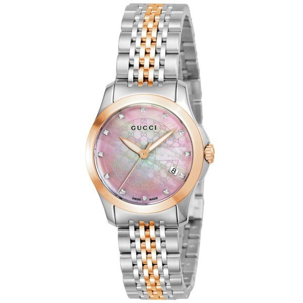 GUCCI(グッチ) YA126538 レディース腕時計 クオーツ 並行輸入品