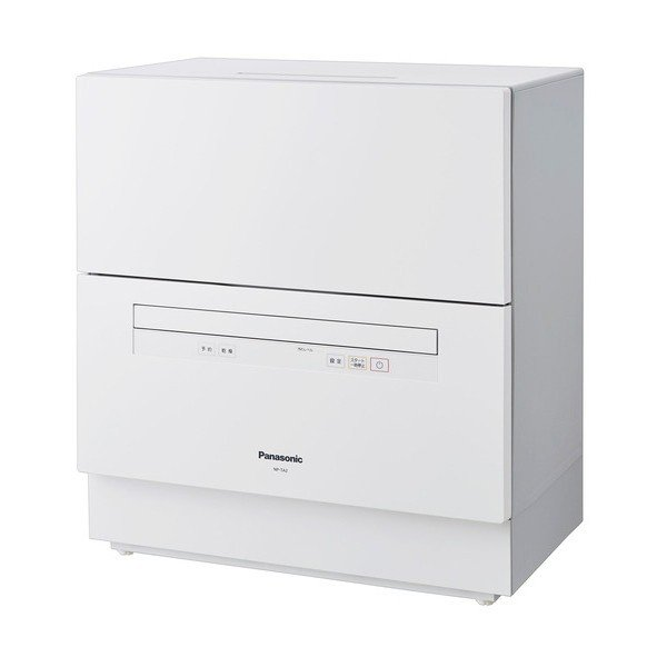 PANASONIC NP-TA2 ホワイト 食器洗い乾燥機(5人用) aprice