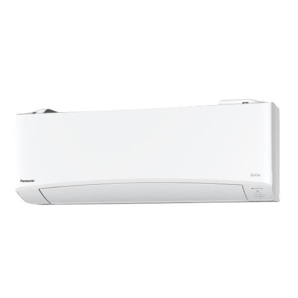 【早期工事割引キャンペーン実施中】PANASONIC CS-569CEX2-W クリスタルホワイト エオリアEXシリーズ 主に18畳用・単相200V