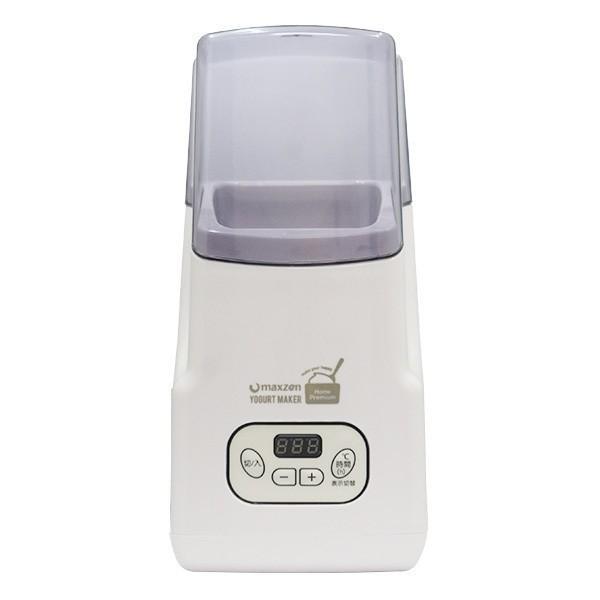 ヨーグルトメーカー ホームプレミアム 甘酒メーカー JY01 maxzen マクスゼン aprice 03
