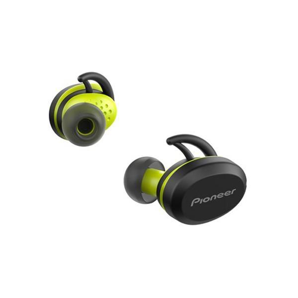 PIONEER SE-E8TW-Y イエロー ワイヤレスイヤホン (Bluetooth対応・マイク付き)