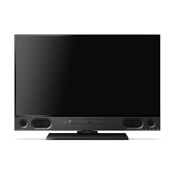 三菱電機 40V型 BS/CS 4Kチューナー内蔵液晶テレビ REAL(リアル)(Ultra HD ブルーレイ再生)(2TB) LCD-A40RA1000 ブラックの画像