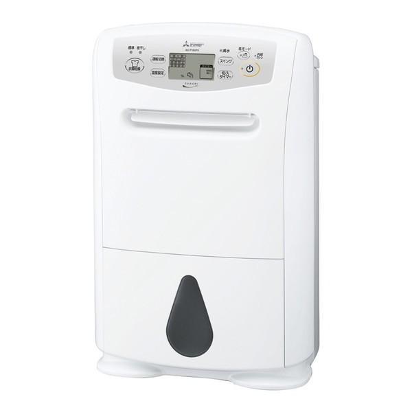 MITSUBISHI MJ-P180PX ホワイト 衣類乾燥除湿機(木造〜19畳/コンクリ〜39畳まで)|aprice