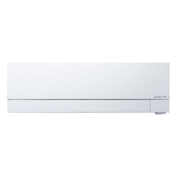 三菱電機 エアコン 寒冷地仕様 5.6kw ズバ暖 霧ヶ峰(きりがみね) MSZ-FD5619S-W ピュアホワイト 主に18畳用の画像