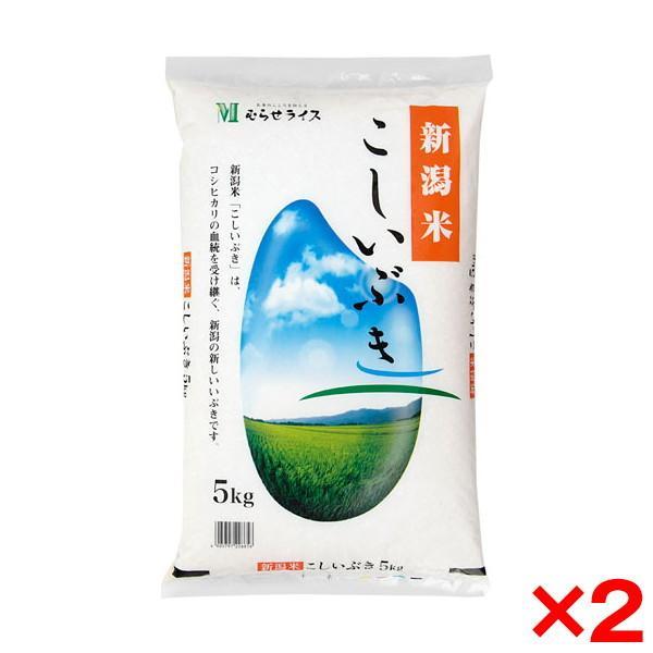 令和2年度産 新潟県産 こしいぶき 10kg(5kg×2) メーカー直送
