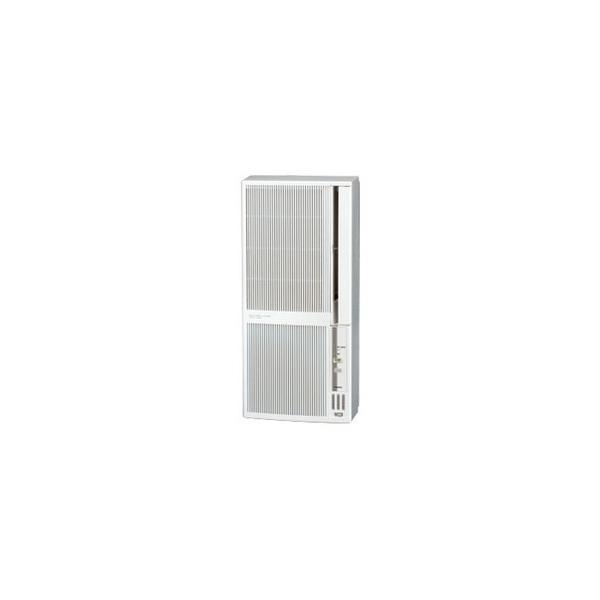 コロナ CWH-A1819-WS シェルホワイト [窓用エアコン(主に4.5畳用・冷暖房兼用タイプ)]