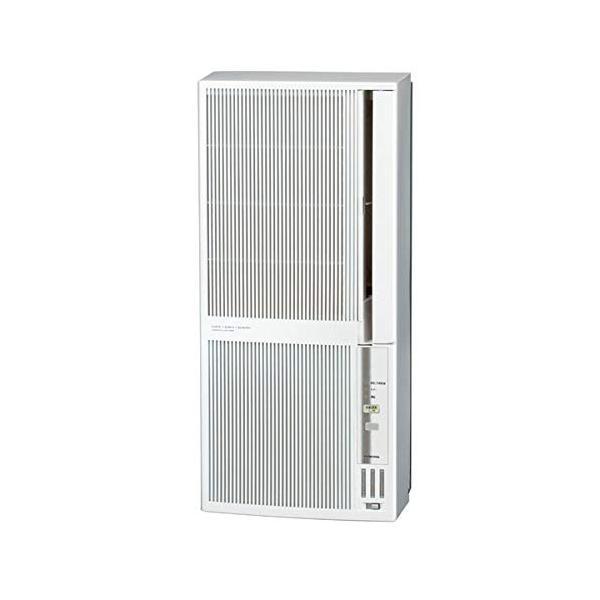 コロナ CWH-A1820-WS シェルホワイト 窓用エアコン(主に4.5畳用・冷暖房兼用タイプ)
