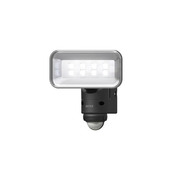ムサシ(MUSASHI) LED-AC105 LEDセンサーライト(5W×1灯) LEDAC105