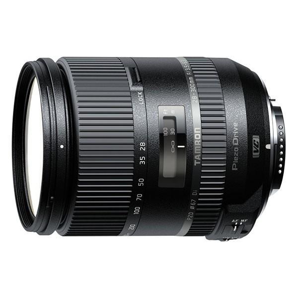 TAMRON 28-300mm F/3.5-6.3 Di VC PZD (Model A010) ニコン用 高倍率ズームレンズ