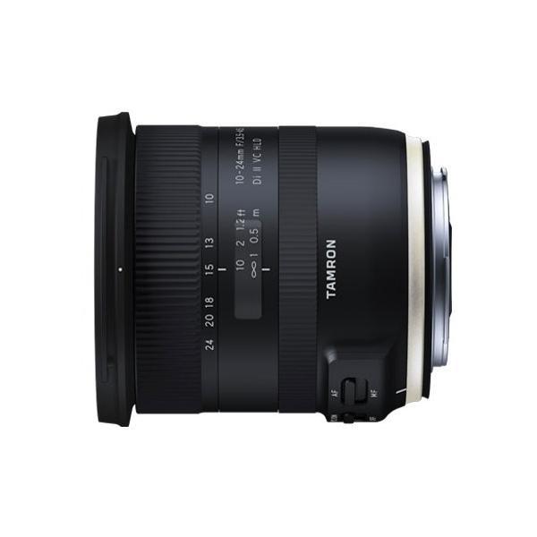 TAMRON 10-24mm F3.5-4.5 DiII VC HLD (Model B023) キヤノン用 [広角ズームレンズ(キヤノンEFマウント(APS-C用))]