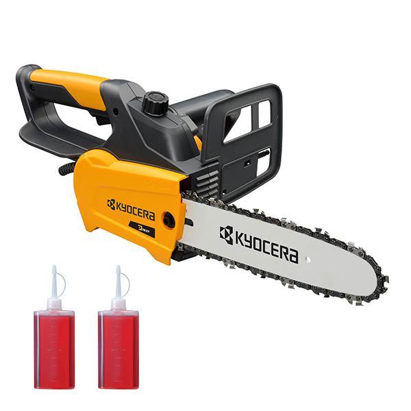 リョービ(RYOBI)CS-2502F4988018チェンソー(チェーンオイル2個セット)