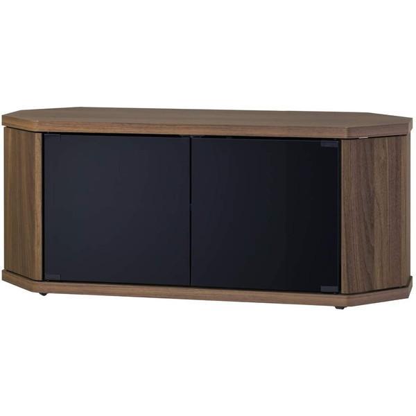 朝日木材加工 RCA-1000AV-CR ブラウン RACINE(ラシーヌ) コーナーテレビ台(〜42V型)|aprice