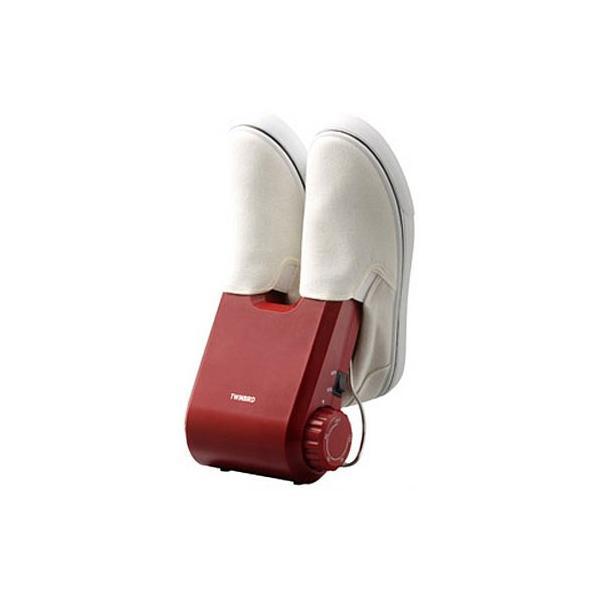 ツインバード工業 靴乾燥機 SD-4546R レッドの画像