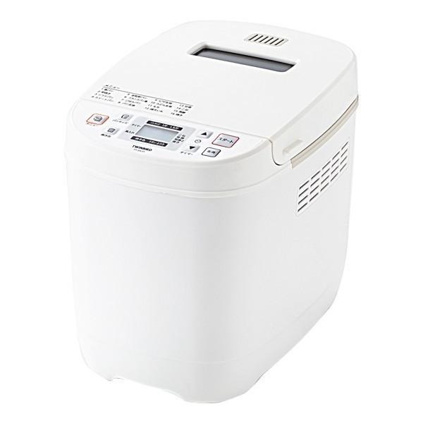 TWINBIRD PY-E635W ホワイト ホームベーカリー(1斤/1.5斤対応)|aprice